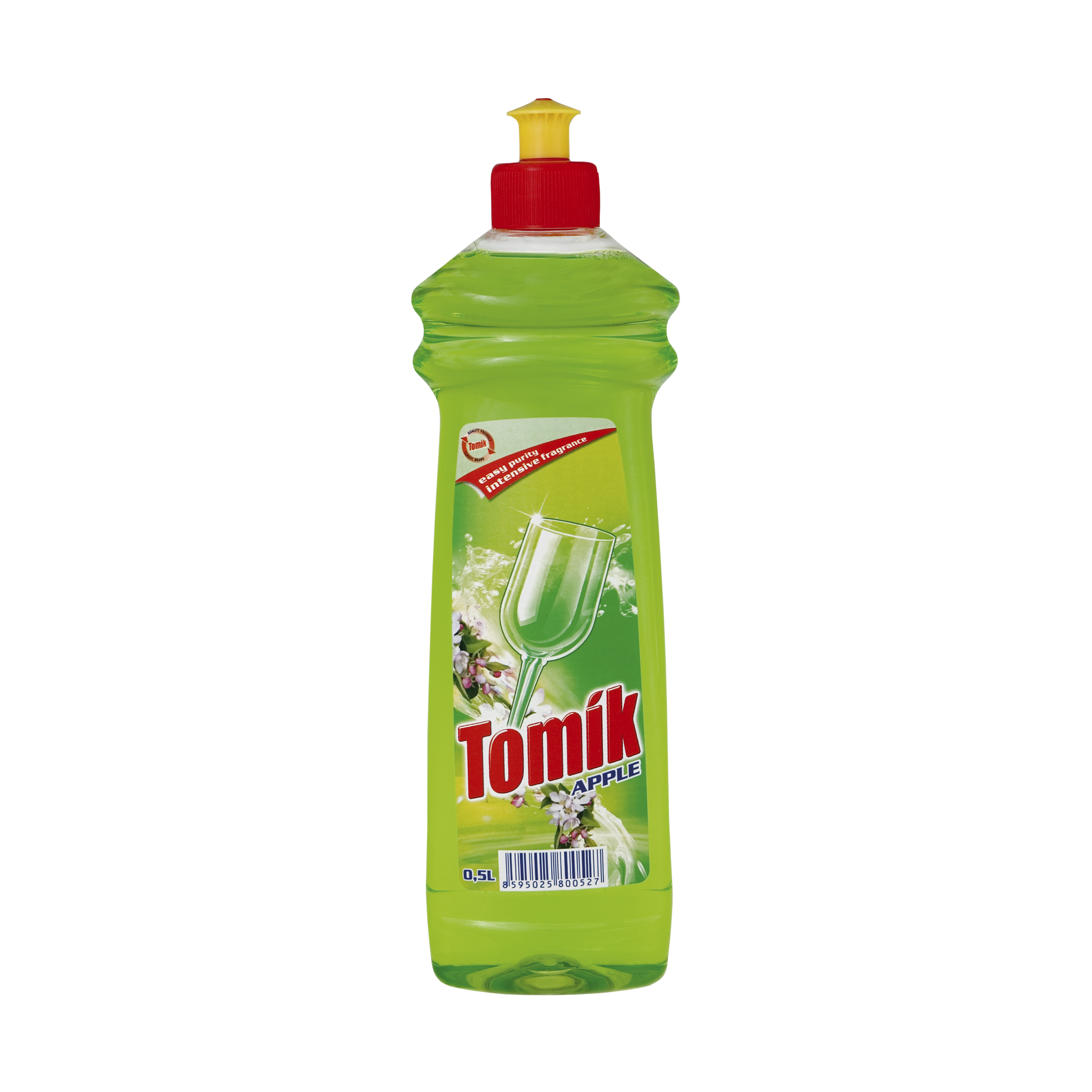 Tomík Apple washing up liquid