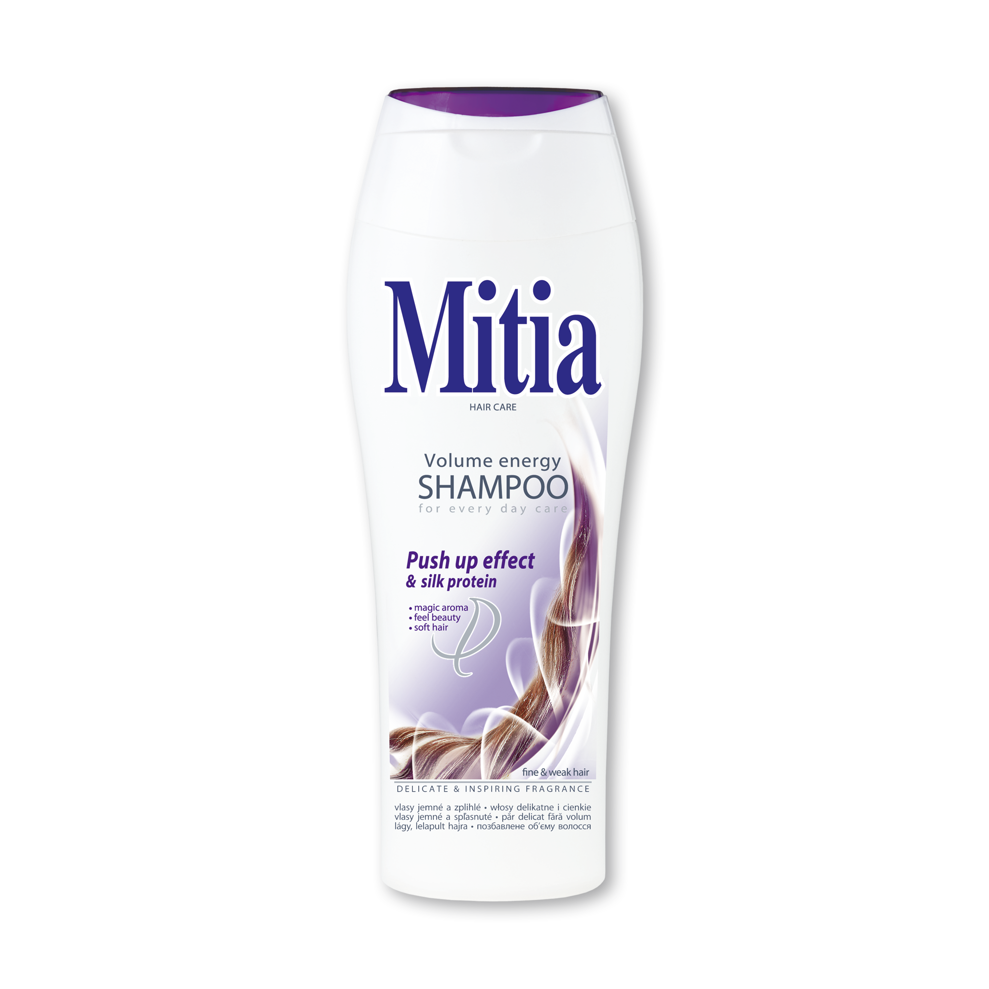Mitia shampoo Volume energy