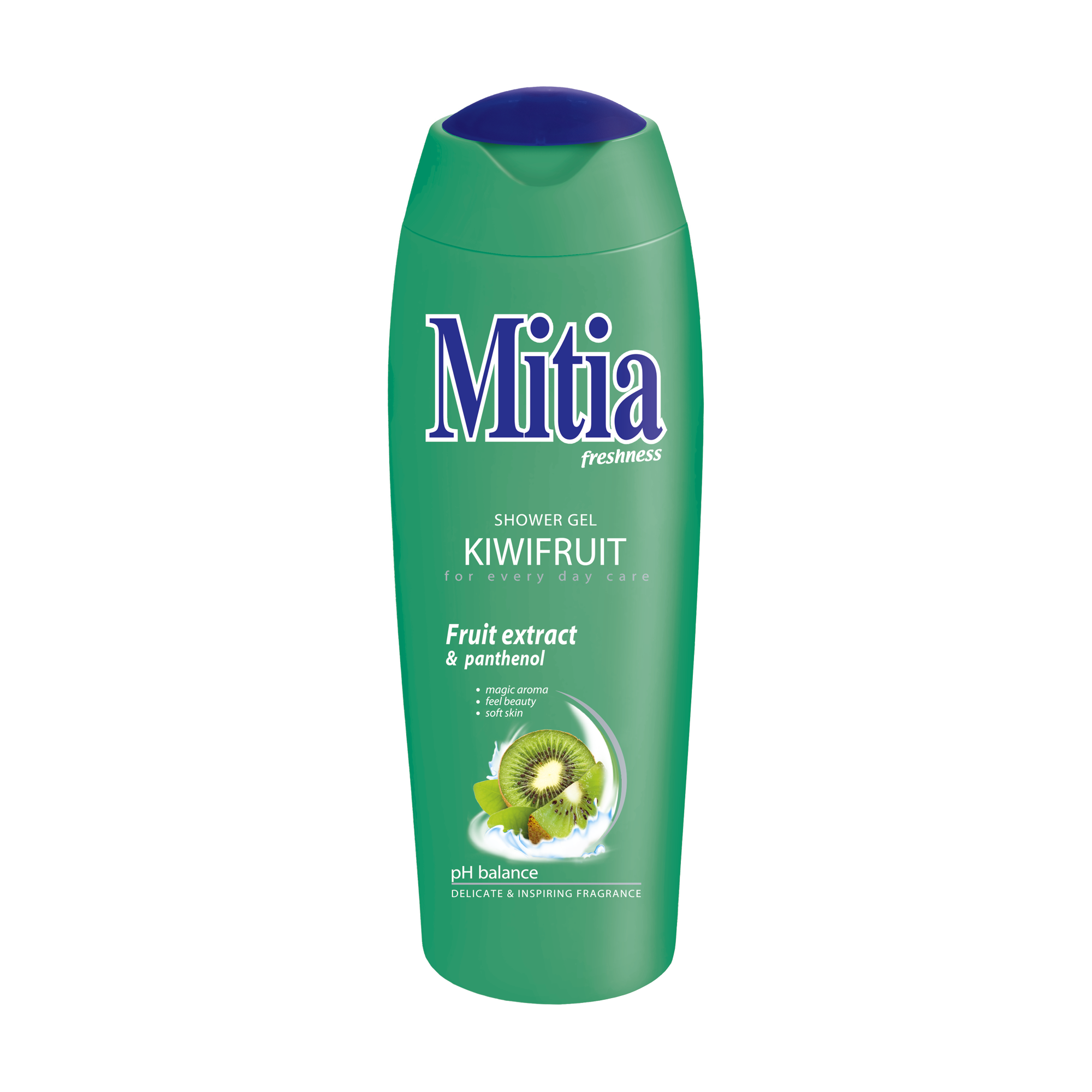 Mitia freshness Kiwifruit shower gel