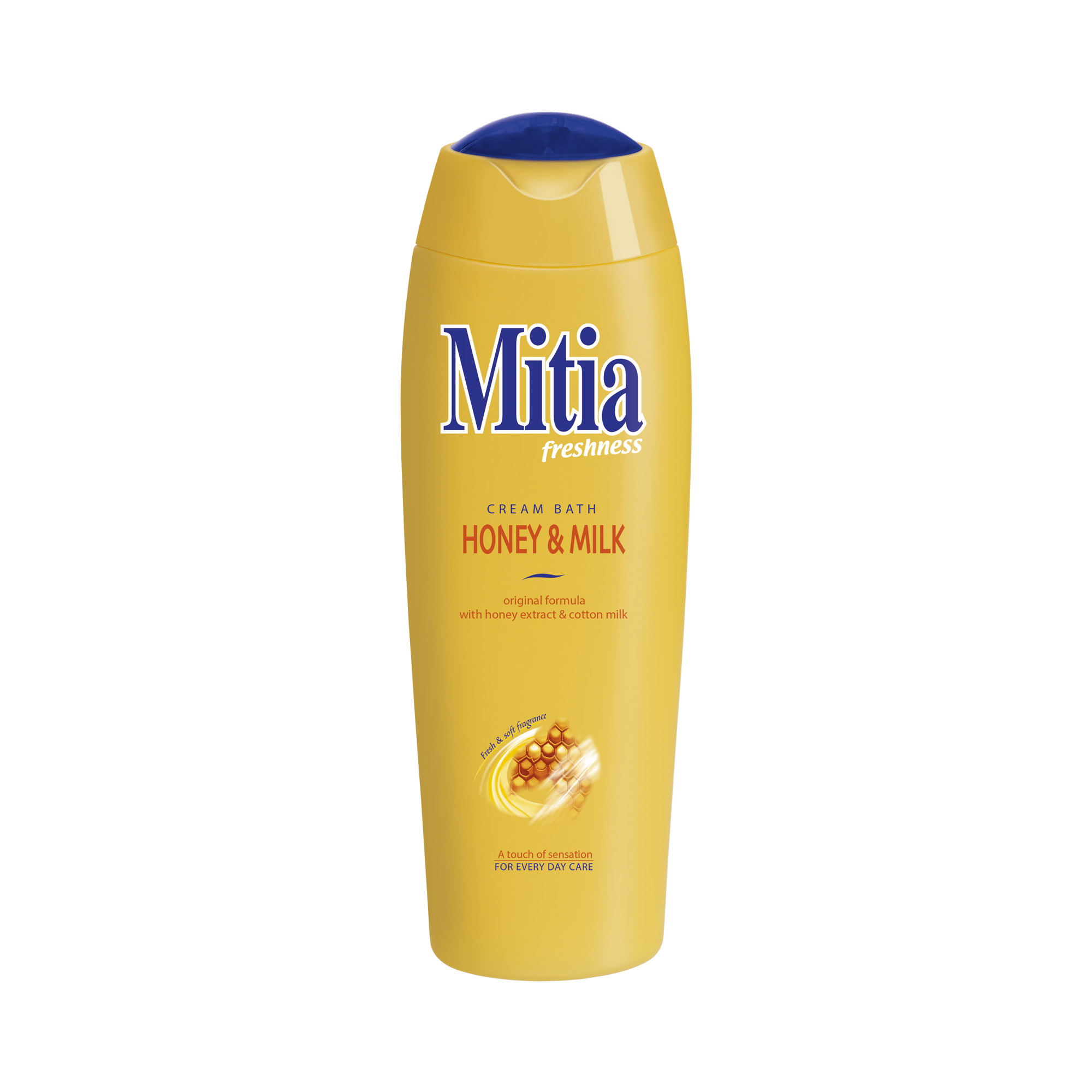Mitia піна для ванн Honey & Milk