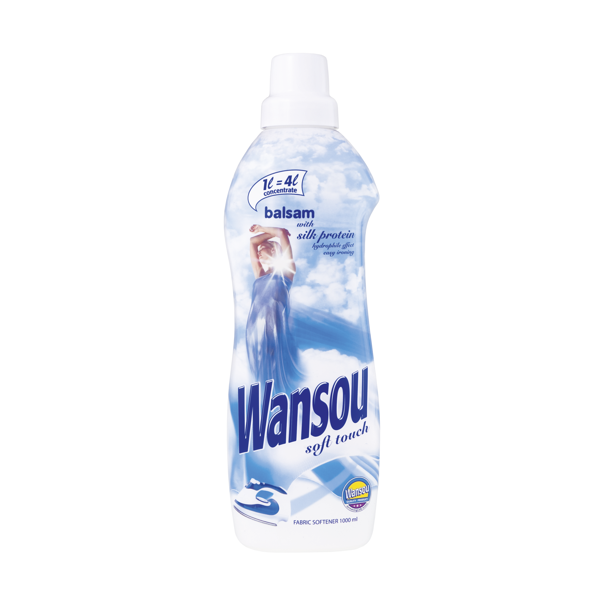 Wansou concentrated fabric softener Balsam
