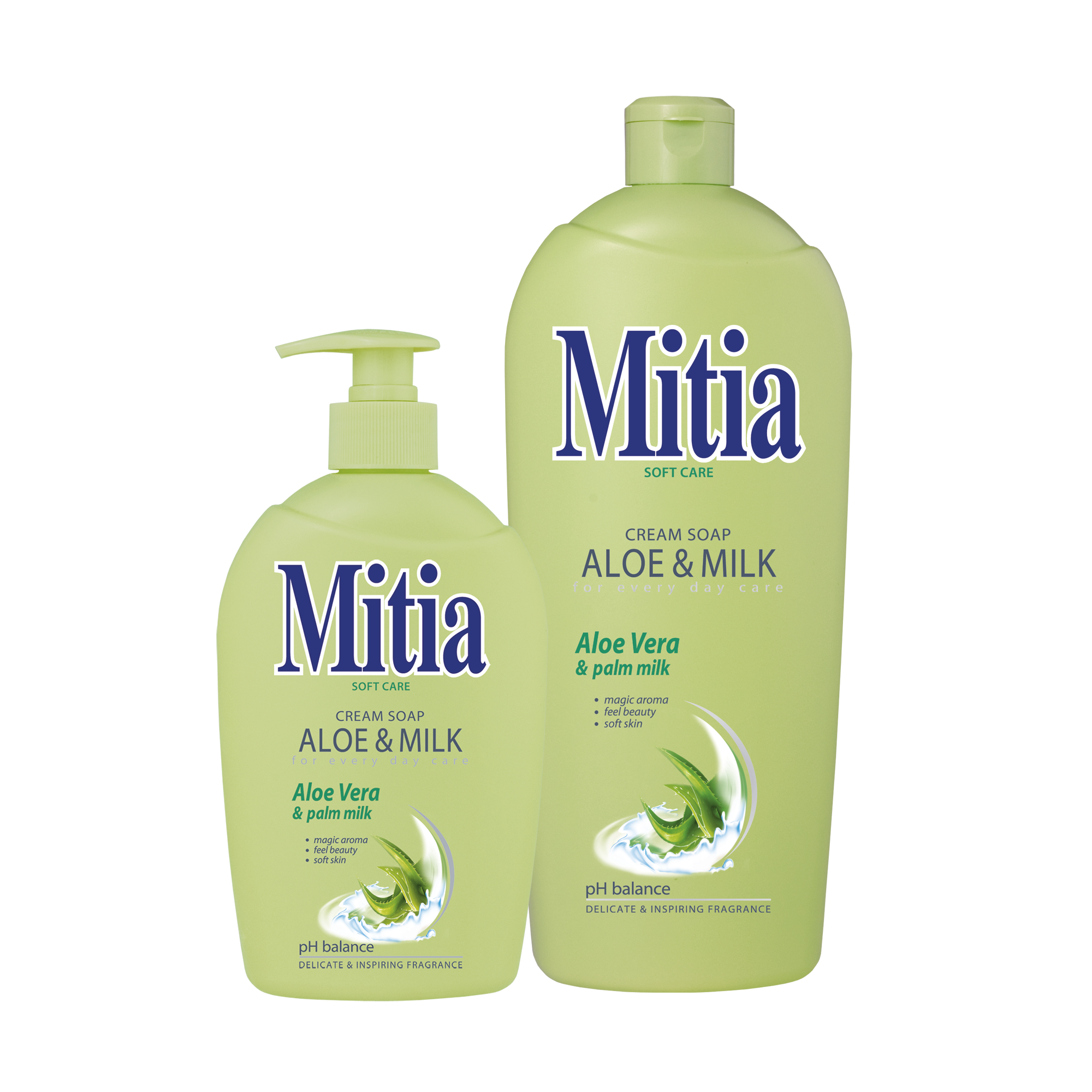 Mitia Aloe & Milk Creamy Soap