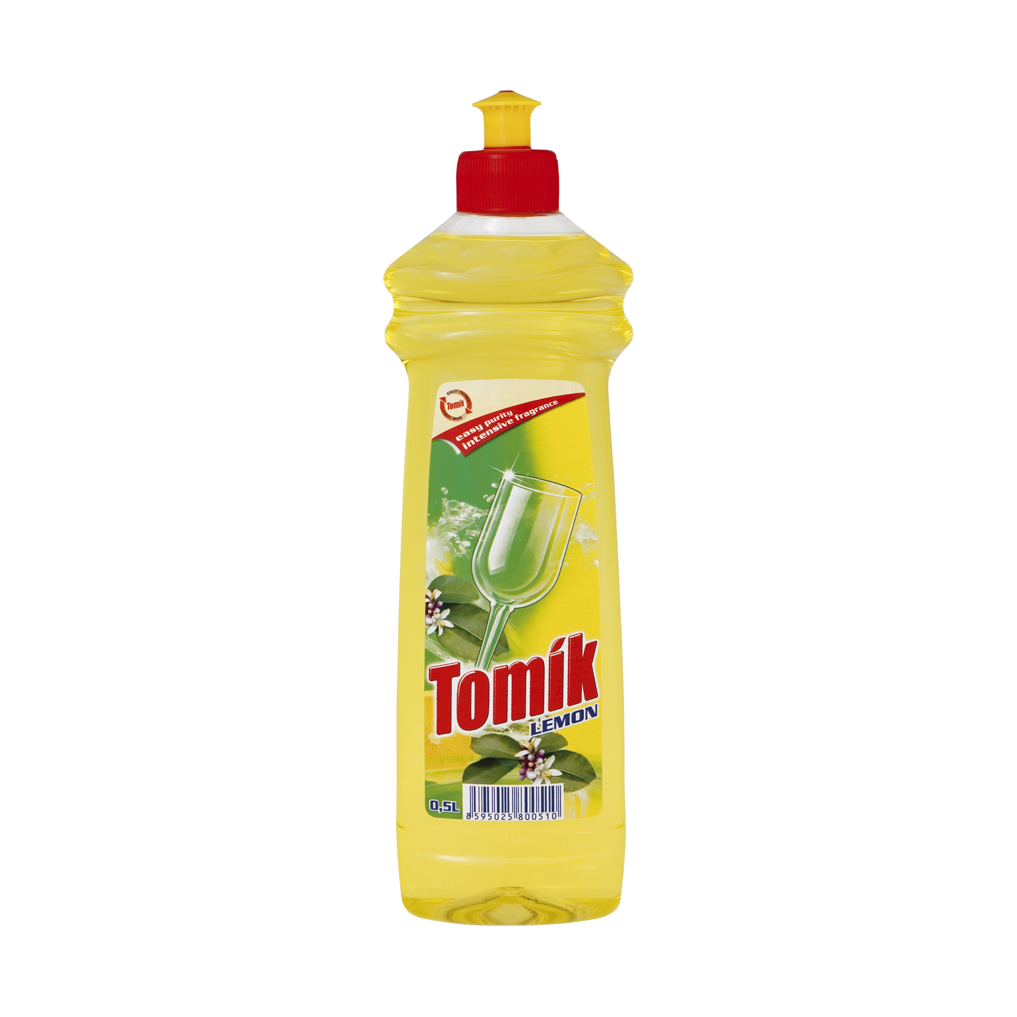 Tomík Lemon washing up liquid