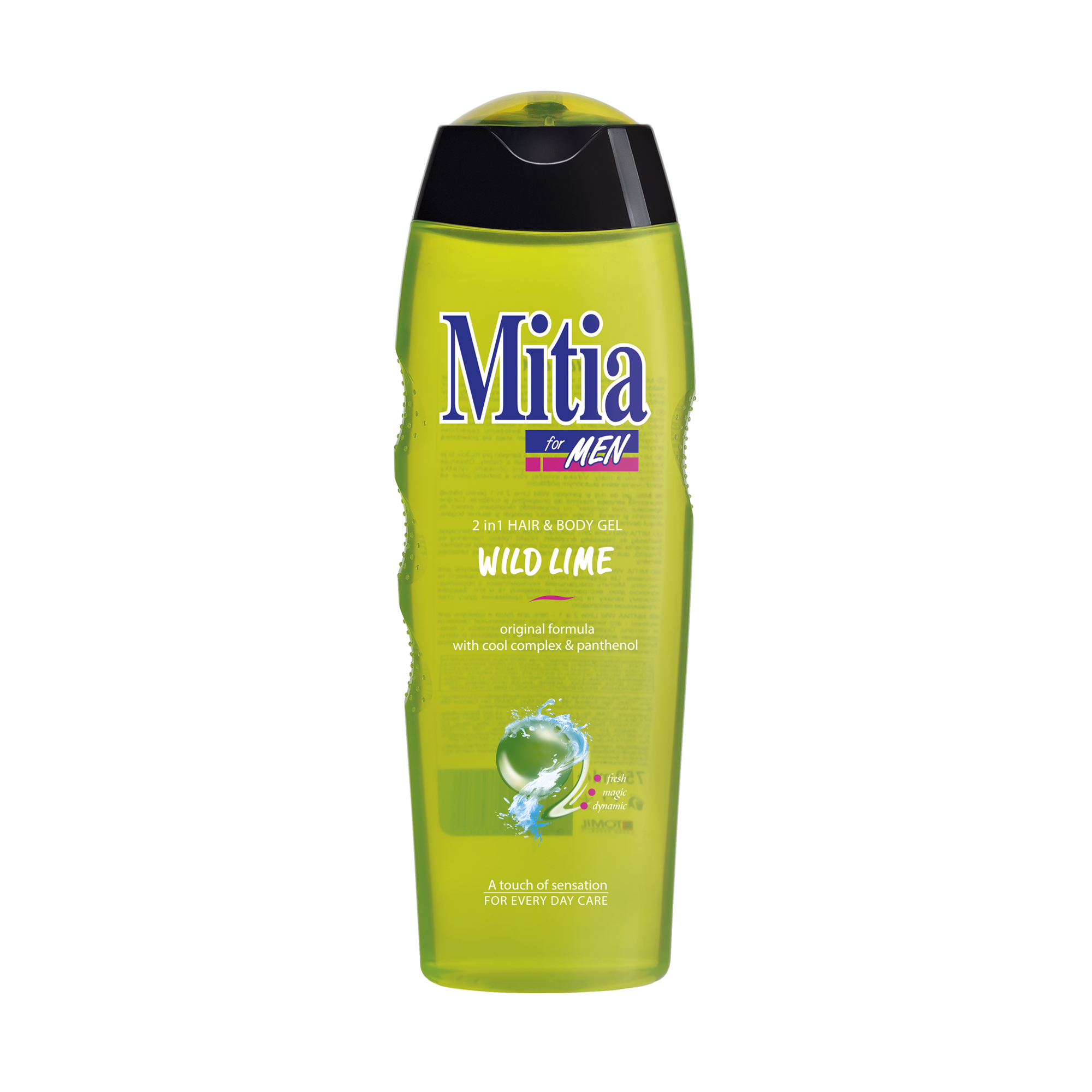 Mitia FOR MEN Wild Lime shower gel