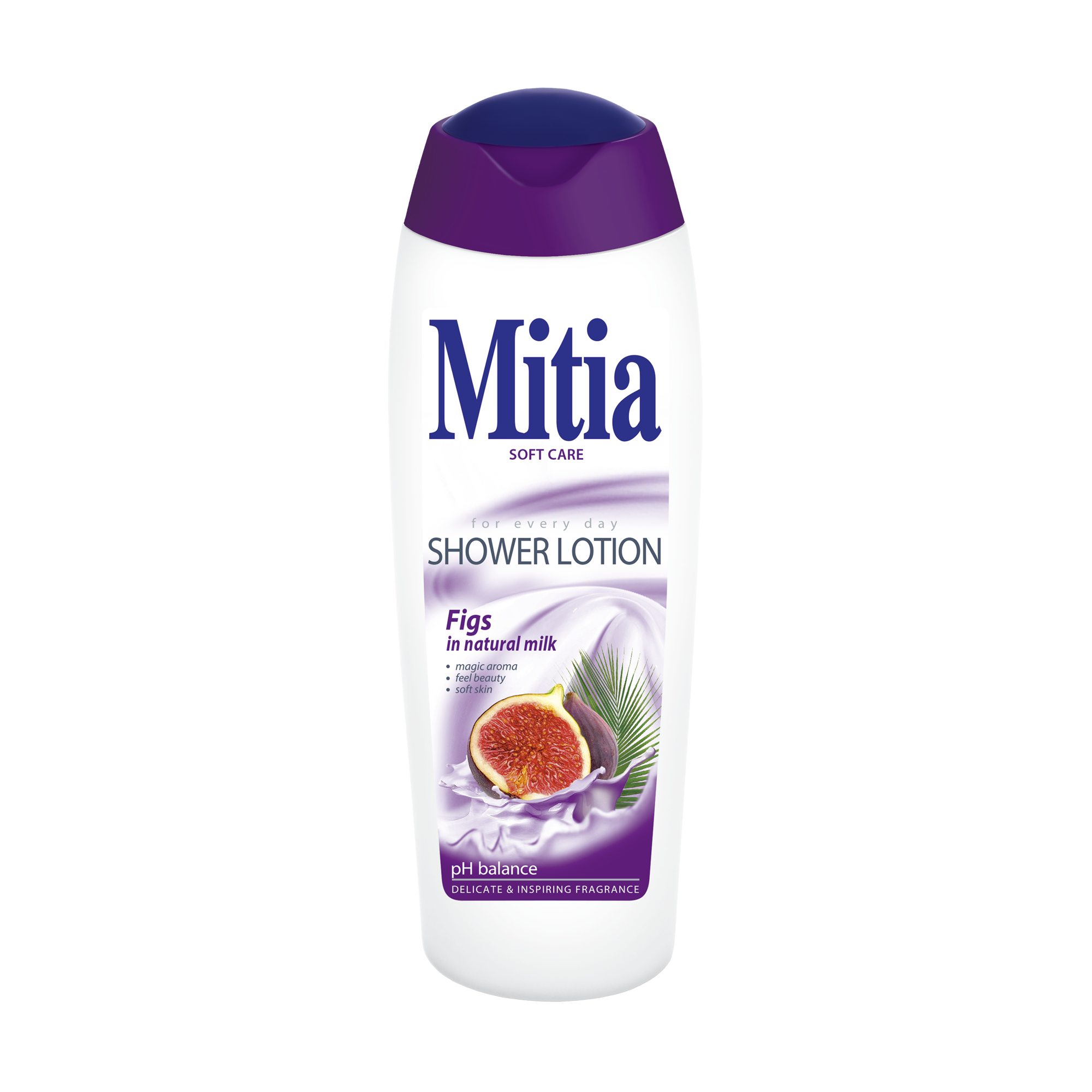 Mitia Figs in natural milk shower milk
