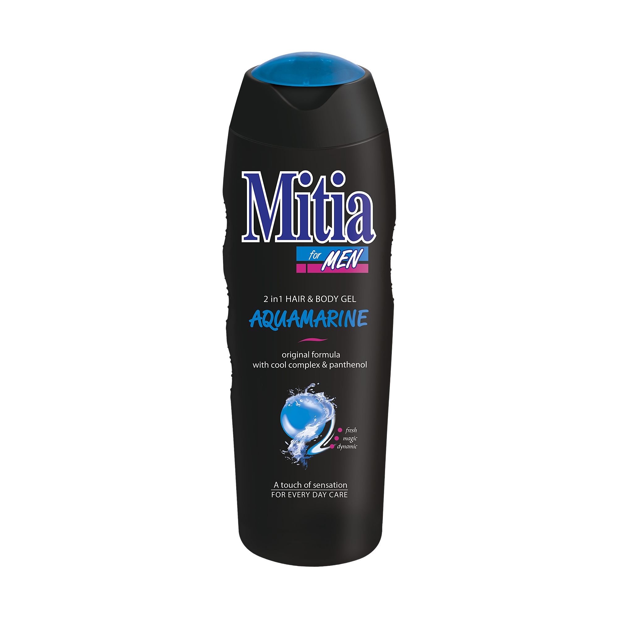 Mitia for men żel pod prysznic Aquamarine