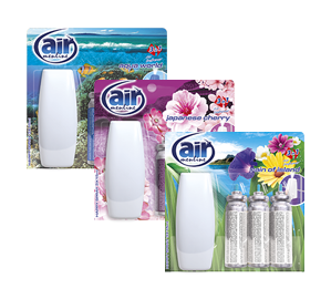 Air menline air fresheners - happy spray